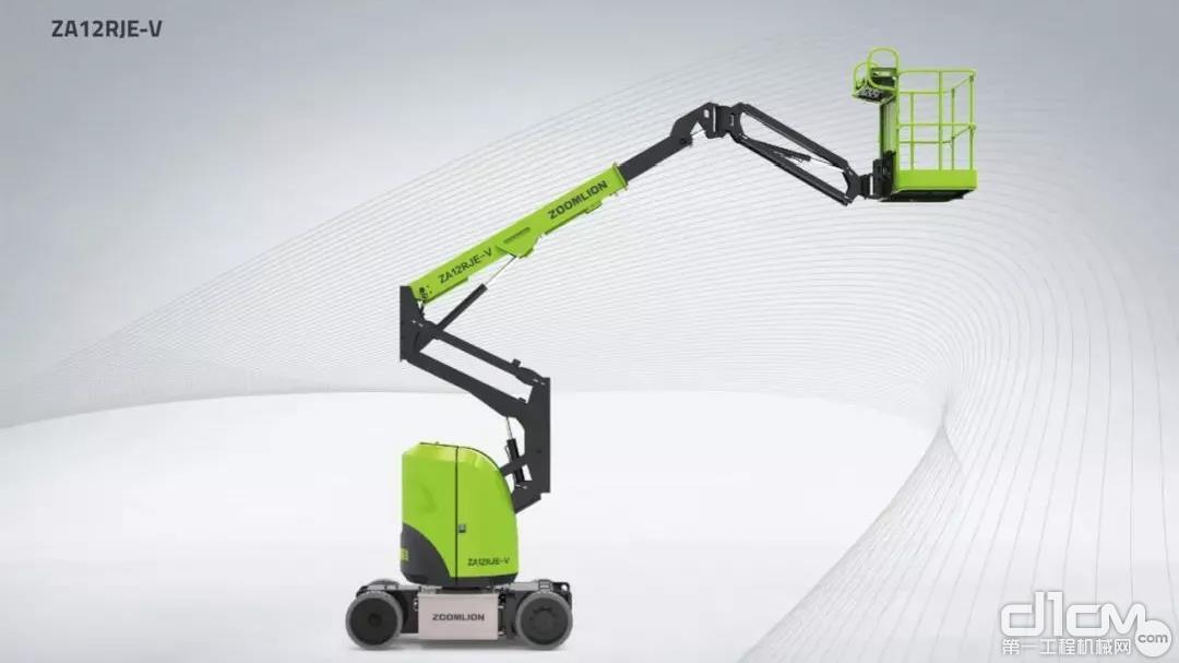 中联重科电动曲臂式高空作业平台ZA12RJE-V