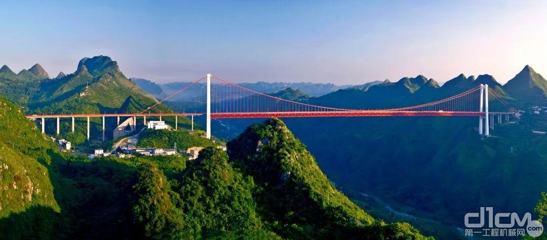 安顺坝陵河大桥
