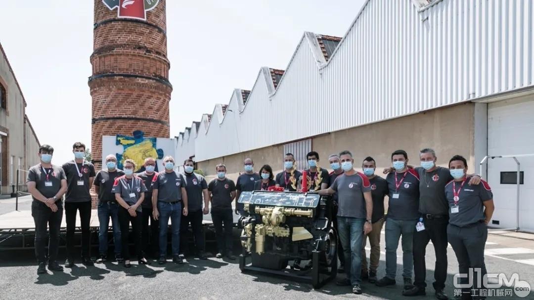 法国波旁朗西市的菲亚特发动机制造工厂荣获了世界级制造 (WCM) 项目的金级称号