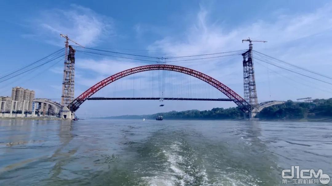 合江长江公路大桥