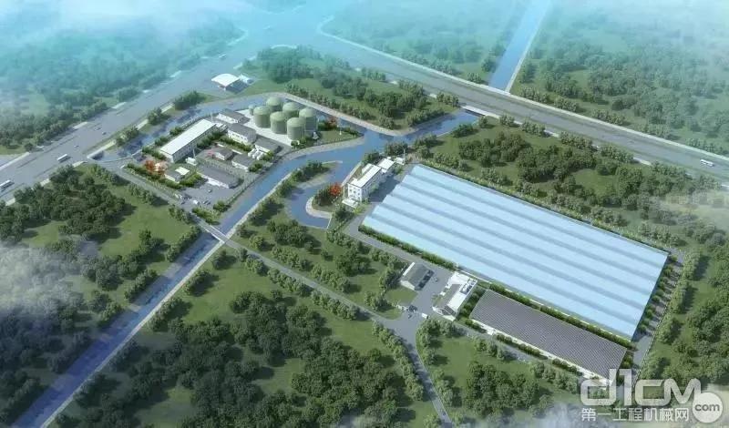 江苏苏美达成套设备工程有限公司中标六安污泥干化厂项目