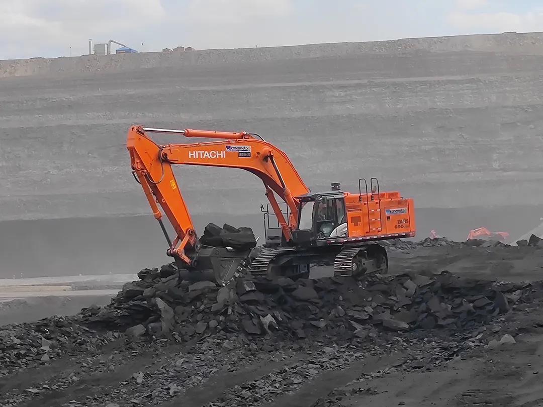 卡纳磨拓用全面解决方案+综合服务的理念,开拓国内矿山领域设备租赁业务。
