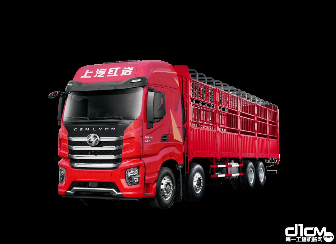 红岩杰狮H6载货车