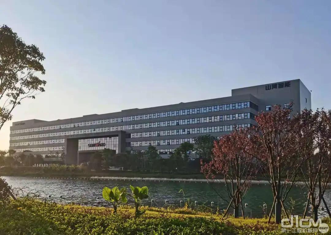 山河智能总部大楼