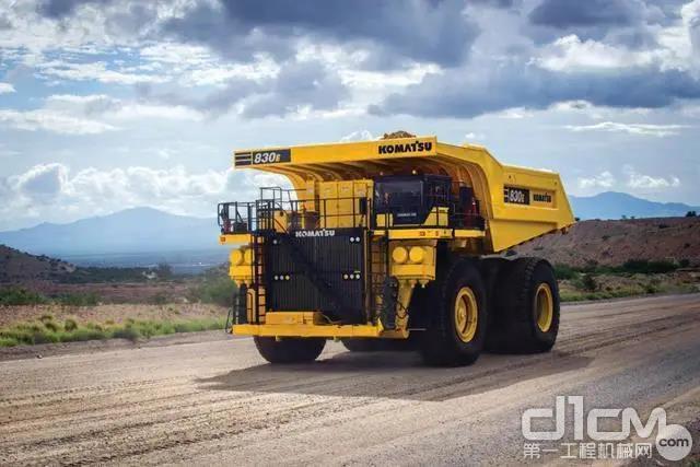 小松方面表示,未来计划将GHG联盟扩大到更多的矿业公司