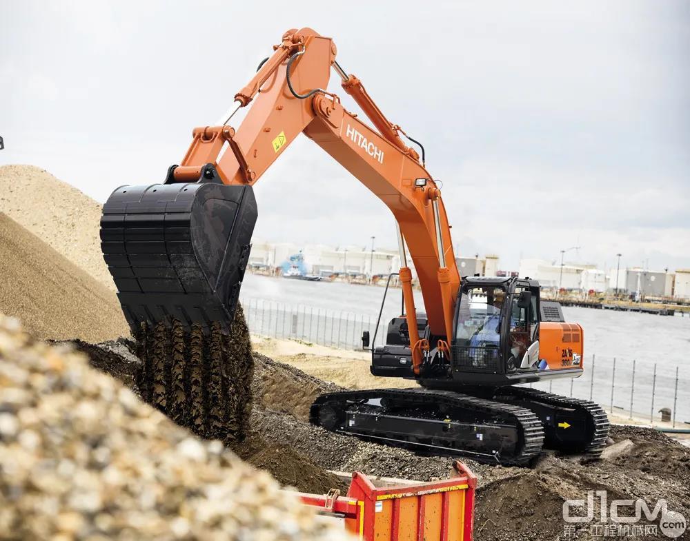 日立ZX360H-5A Pro挖掘机