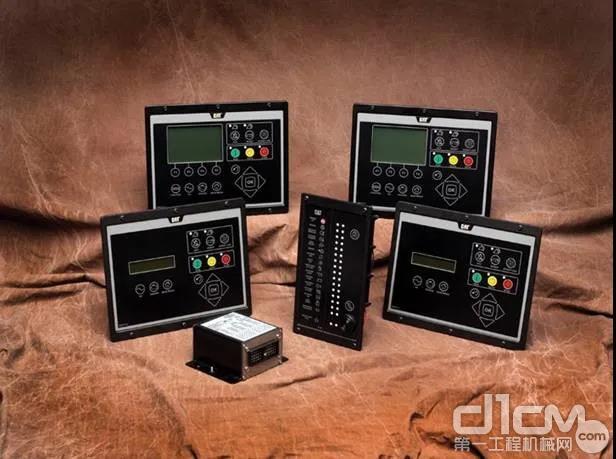 卡特彼勒EMCP4.4 机组控制器优势及基本功能介绍