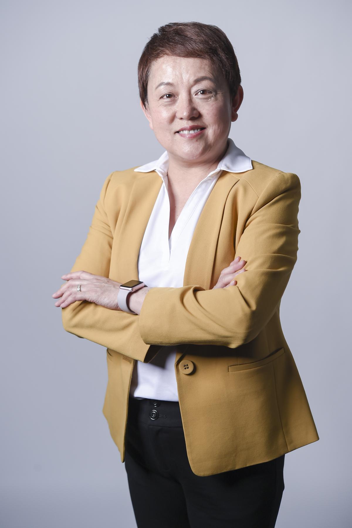 大陆集团康迪泰克中国区研发总监于兆霞博士