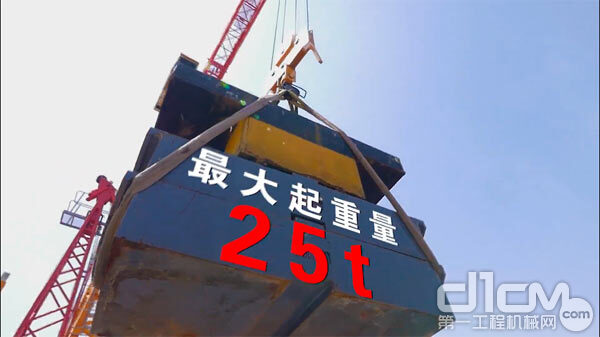 三一SFT600(T8040-25)塔式起重机