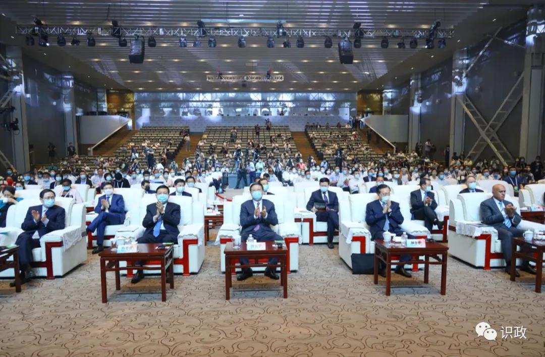 8月31日下午,2021世界5G大会在京开幕