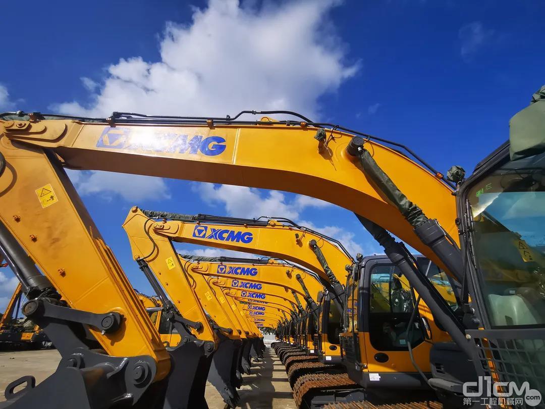 徐工机械2021 年上半年实现营业收入532.3 亿元,同比增长51.8%