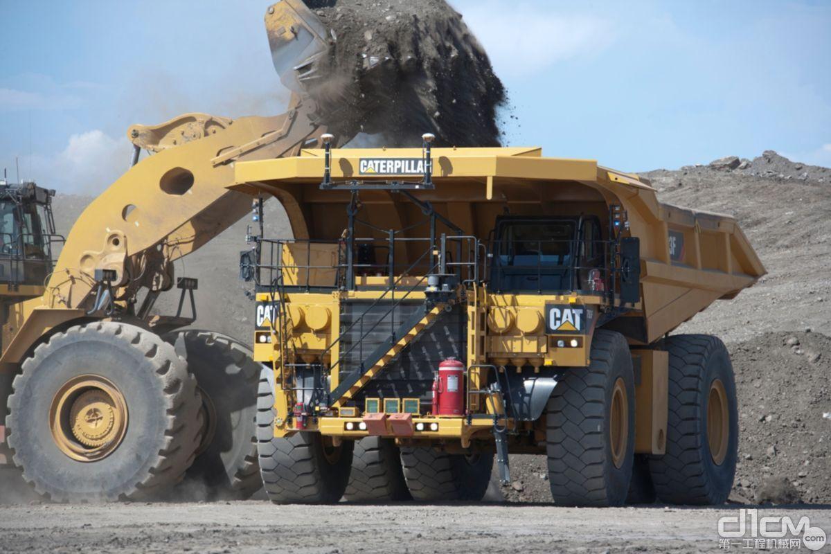必和必拓宣布与卡特彼勒共同开发零排放电池驱动矿用卡车