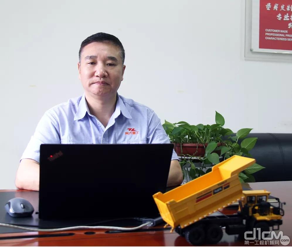 陕西同力重工股份有限公司副总经理 杨建耀