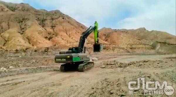 中联重科ZE375EK-10挖掘机