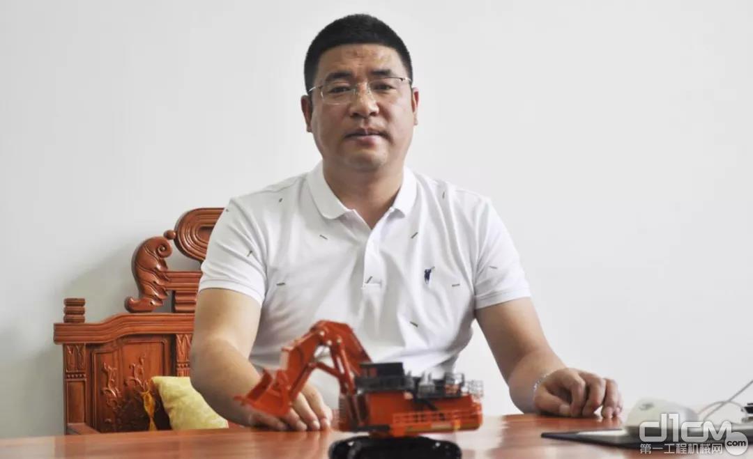 鸣阳矿业财务总监王昭宝