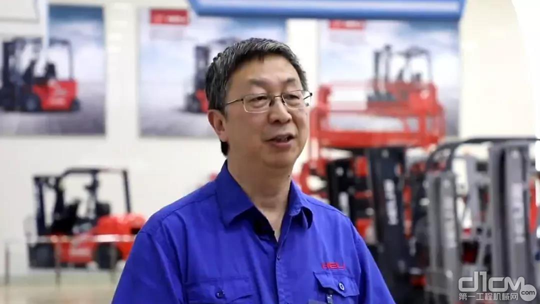 安徽合力股份有限公司董事、董事会秘书、总经济师张孟青