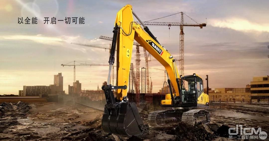 三一SY200挖掘机