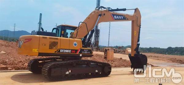 三一新款SY200CSIC挖掘机
