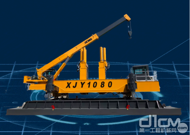 徐工多功能静压桩机XJY1080