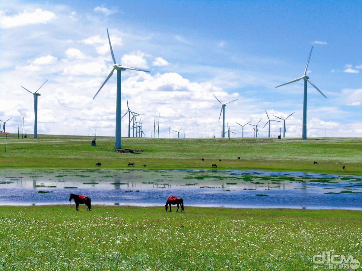内蒙古拟新增6.2GW风电