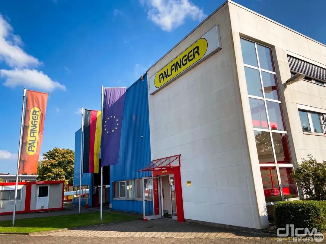 Palfinger 克雷菲尔德高空作业平台制造基地搬迁
