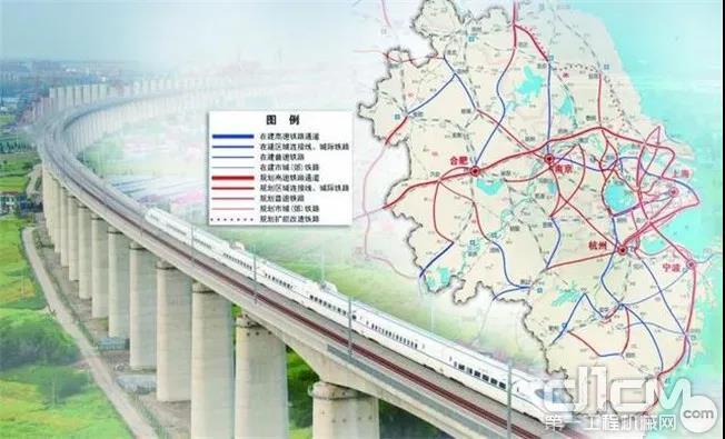 长三角铁路基建投资