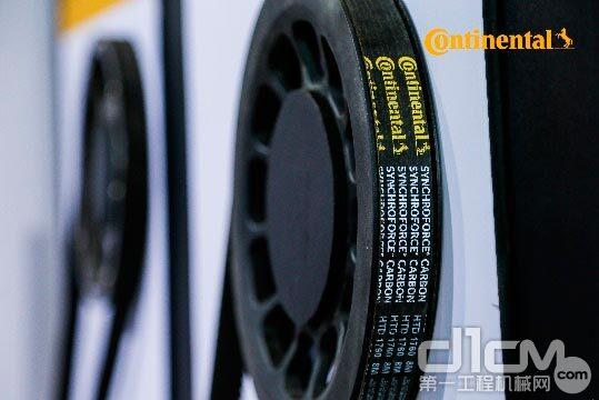 大陆集团亮相摩博会 为高端两轮车辆市场提供传动带及膜片解决方案
