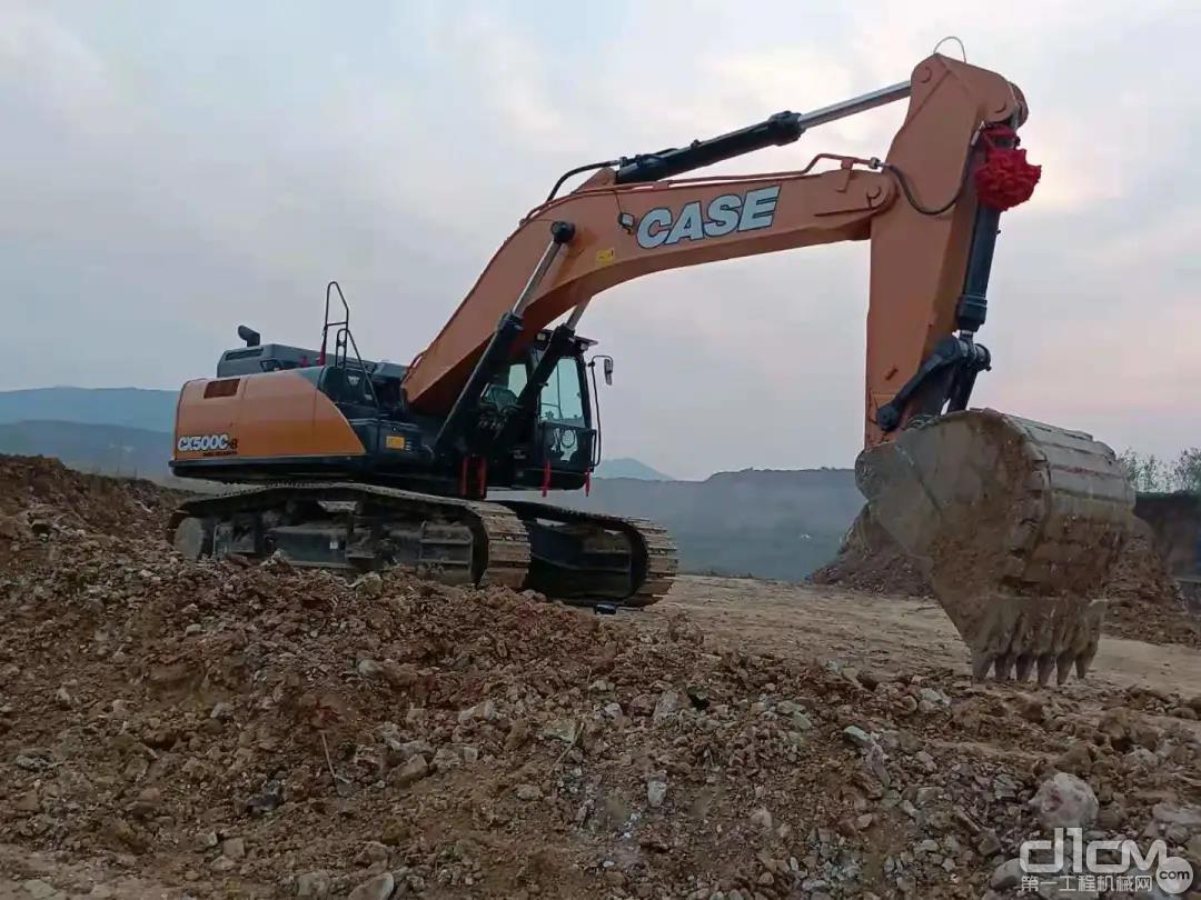 凯斯挖掘机