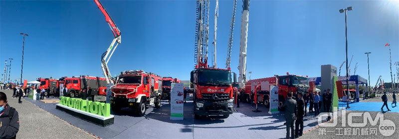 △第十九届中国(北京)国际消防设备技术交流展览会