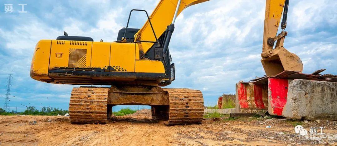 【维修技巧】挖掘机行走马达总串腔?故障点就在眼前!