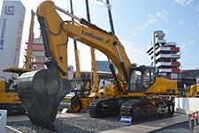 柳工970E大型矿用挖掘机