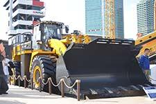 柳工CLG8128H大吨位装载机