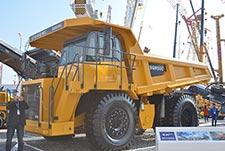 柳工SGR50C矿用自卸车
