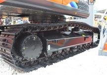 日立建机ZX690LCH-5A履带行走装置