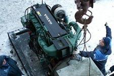 沃尔沃遍达全新国三排放标准发动机