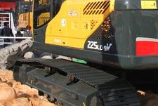 现代Robex 225LC-9V挖掘机
