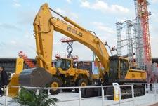 临工46吨大型履带挖掘机