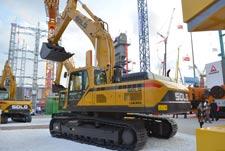 临工LG6360E履带挖掘机