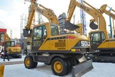 临工LGW6150E轮式挖掘机