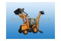 CG875挖掘装载机