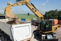 M313D轮式挖掘机