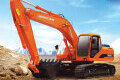 DX60W履带挖掘机