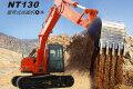 NT130履带挖掘机