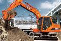 DH150W-7轮式挖掘机