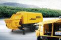 HBT6014混凝土拖泵