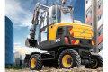 EW60C輪式挖掘機