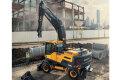 EW205D轮式挖掘机