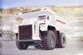 MT3700电传动矿用自卸车