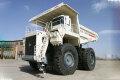 MT3600电传动矿用自卸车