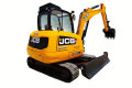 JCB 8061履帶挖掘機